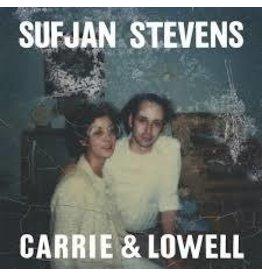 ASTHMATIC KITTY (LP) Sufjan Stevens - Carrie & Lowell