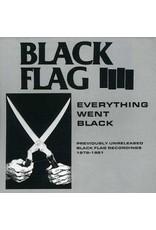 (LP) Black Flag - Everything Went Black