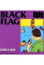 (LP) Black Flag - Family Man