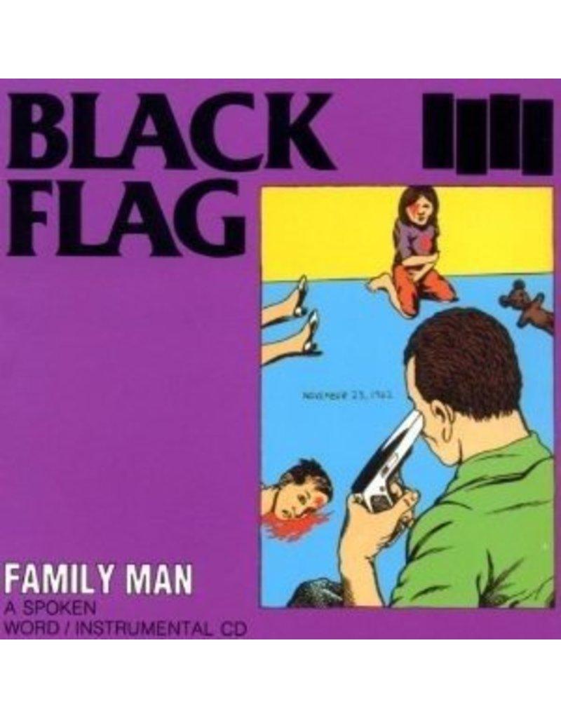 (LP) Black Flag - Family Man