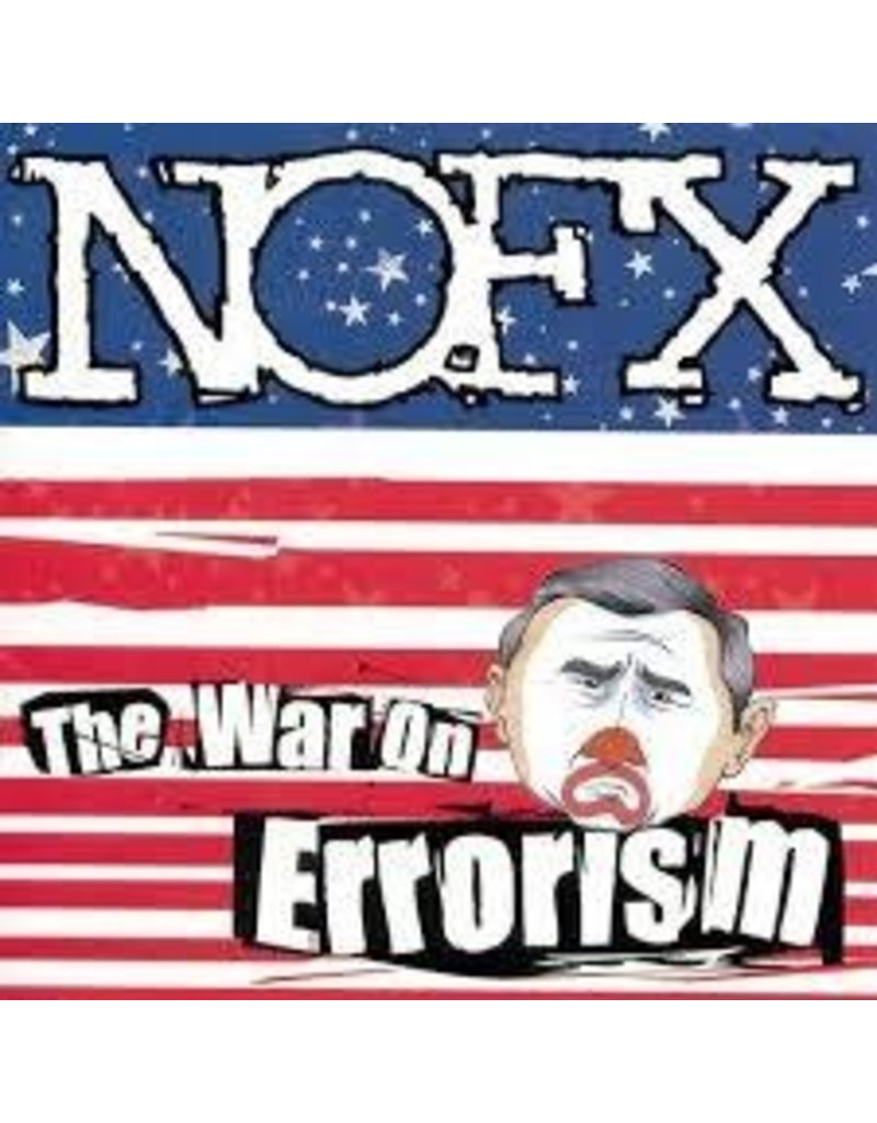 (LP) NOFX - War On Errorism (DIS)