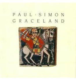 (LP) Paul Simon - Graceland (25th Ann)