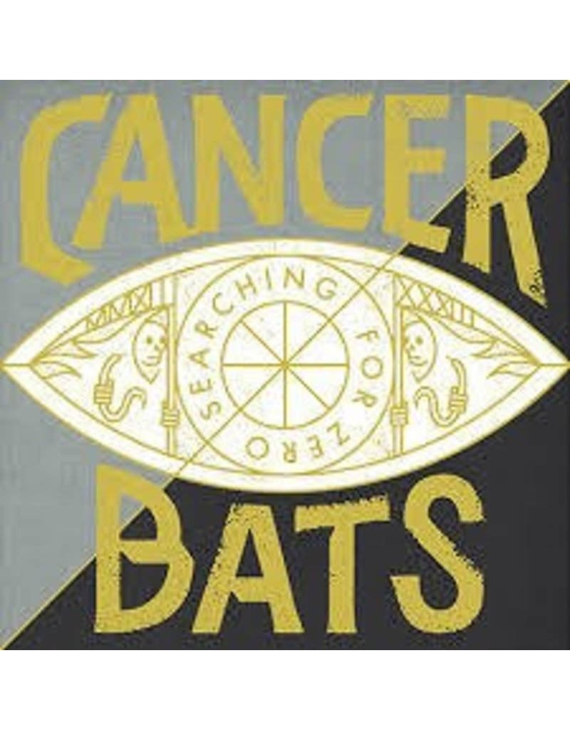 New Damage Records (LP) Cancer Bats - Searching For Zero (Clear)
