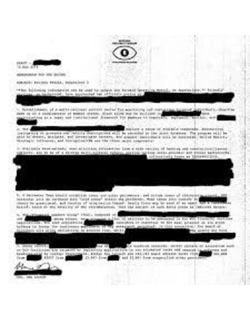 (LP) Desaparecidos - Payola (DIS)