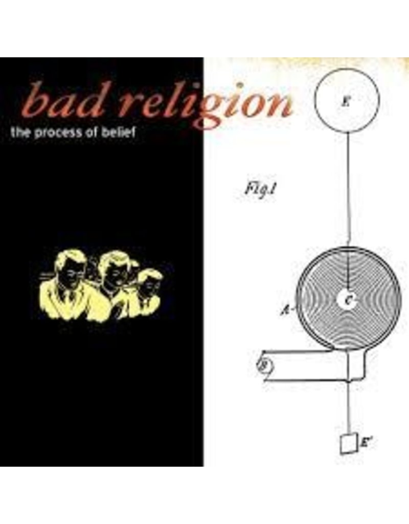 (LP) Bad Religion - Process Of Belief
