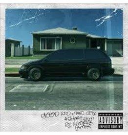 (LP) Kendrick Lamar - Good Kid MADD City