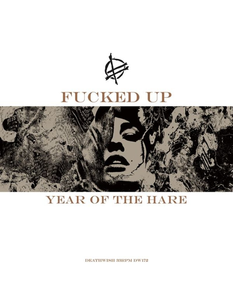 (LP) Fucked Up - Year Of The Hare (DIS)