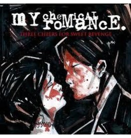 Reprise (LP) My Chemical Romance - Three Cheers For Sweet Revenge