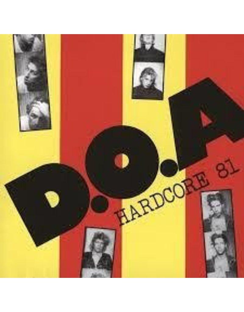 (LP) DOA - Hardcore '81 (DIS)