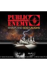 (LP) Public Enemy - Man Plans God Laughs