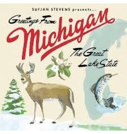ASTHMATIC KITTY (LP) Sufjan Stevens - Michigan