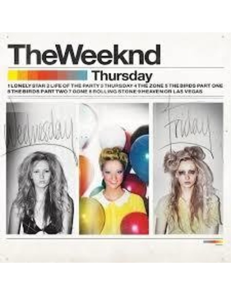 Weeknd/Thursday