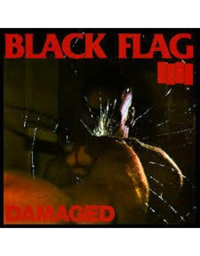 (LP) Black Flag - Damaged