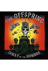 (LP) Offspring - Ixnay On the Hombre (Black) (DIS)