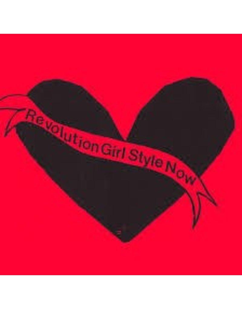 (LP) Bikini Kill - Revolution Girl Style Now (re-issue of 1991 cass) (DIS)