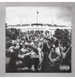 (LP) Kendrick Lamar - To Pimp A Butterfly (DFB)