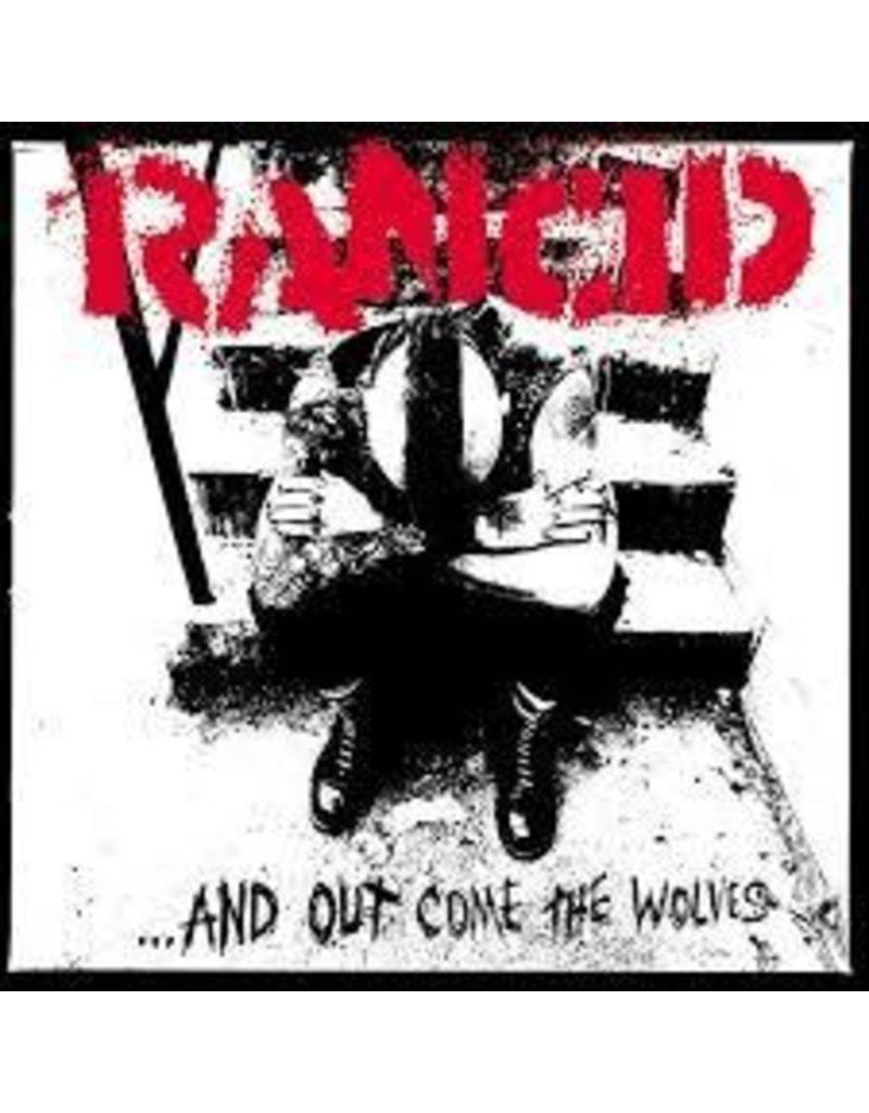 (LP) Rancid - And Out Come the Wolves (2015)