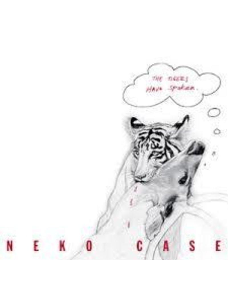 (LP) Neko Case - The Tigers Have Spoken