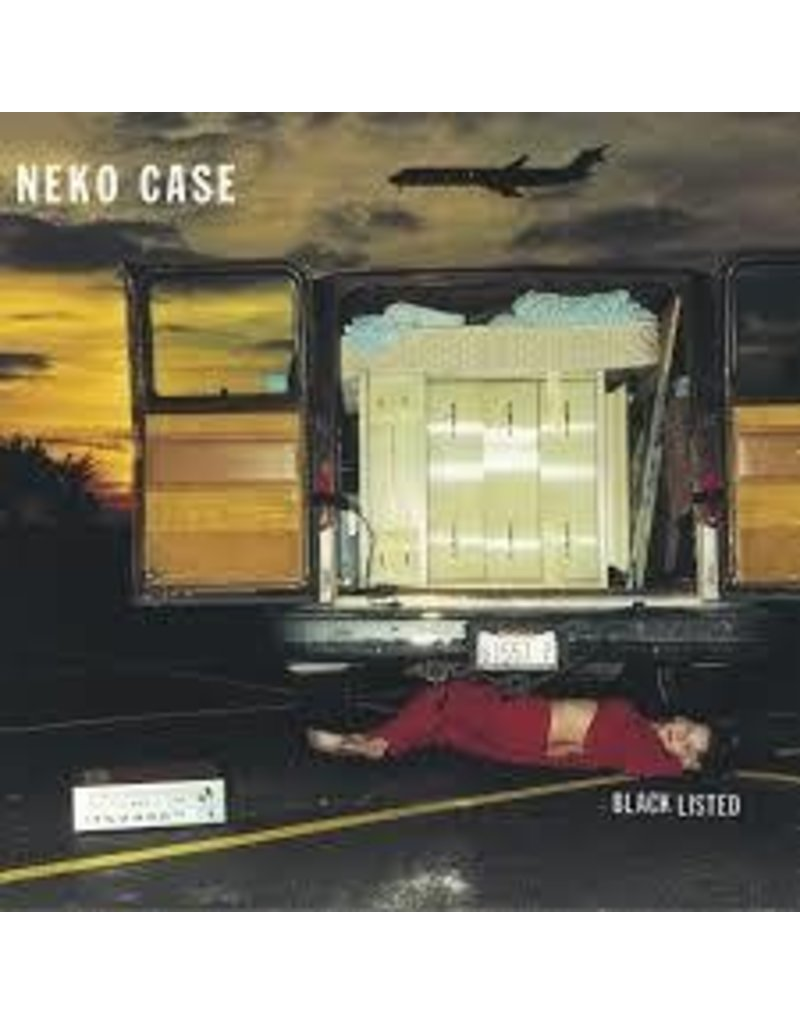 (LP) Case, Neko - Blacklisted