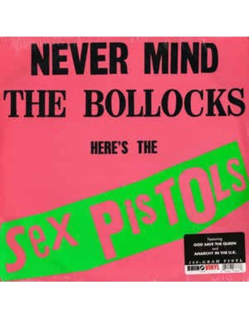 Sex Pistols/Never Mind The Bollocks