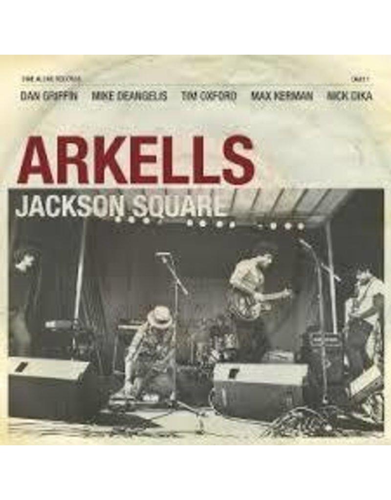 Arkells/Jackson Sqaure (2LP, Clear Vinyl) (DIS)