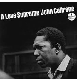 Impulse (LP) John Coltrane - A Love Supreme