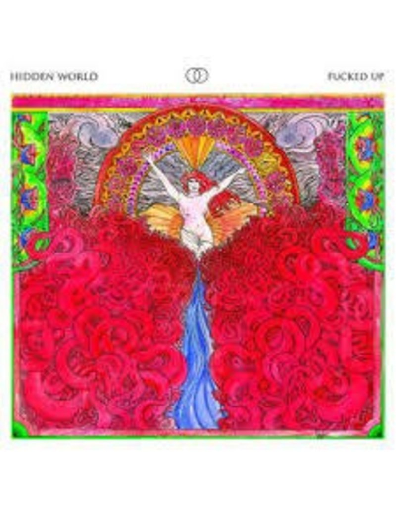 (LP) Fucked Up - Hidden World (2LP)