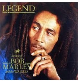 (LP) Bob Marley - Legend