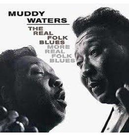 Dol (LP) Muddy Waters - Real Folk Blues
