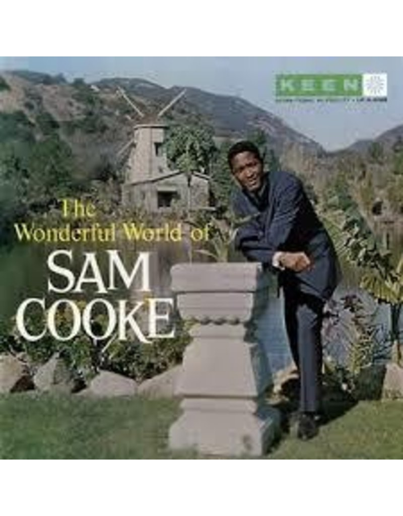 (LP) Cooke, Sam - The Wonderful World Of Sam Cooke