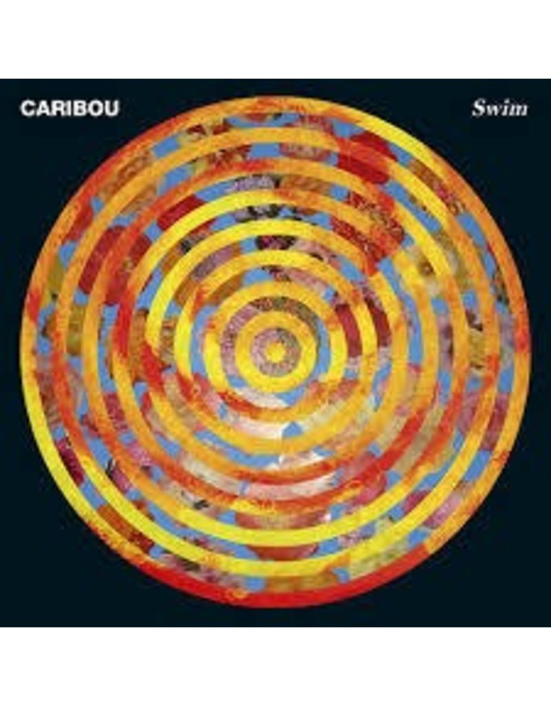 (LP) Caribou - Swim (2LP)