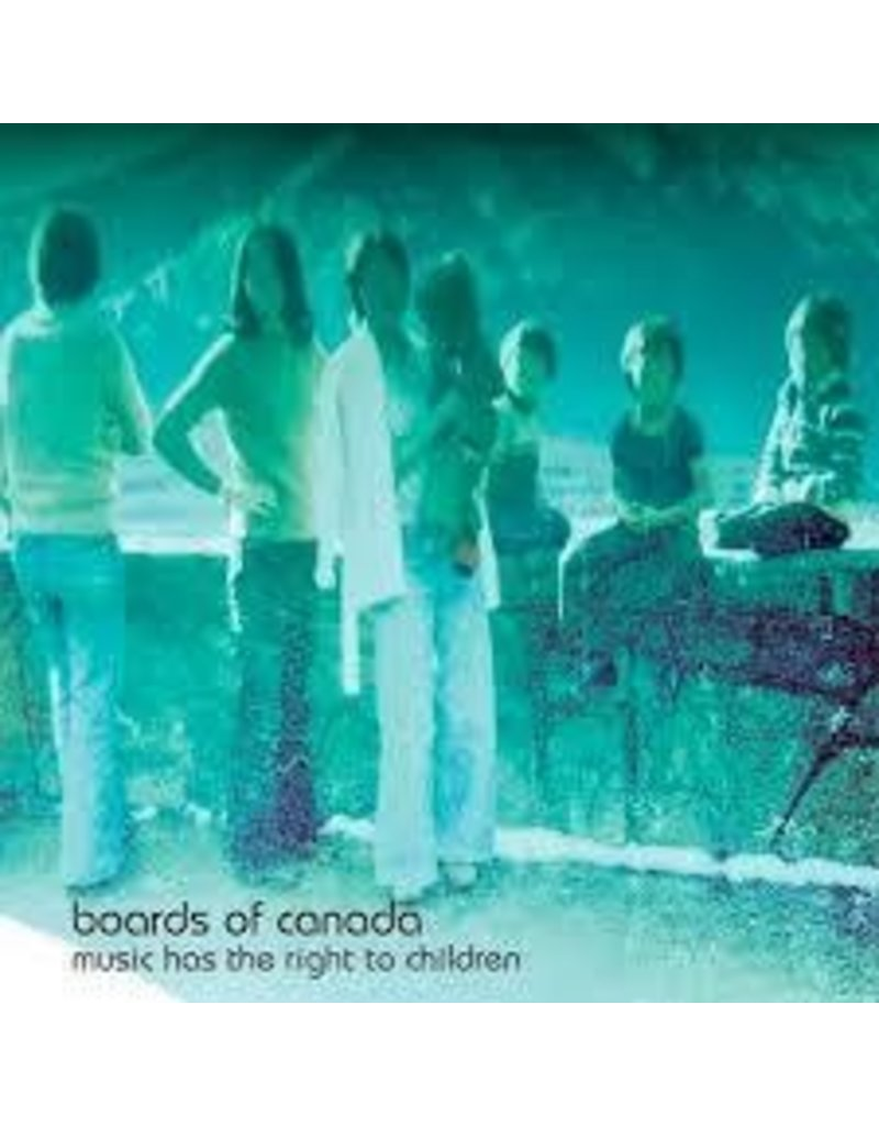 (LP) Boards Of Canada - Music Has The Right To Children (2LP) (DIS)