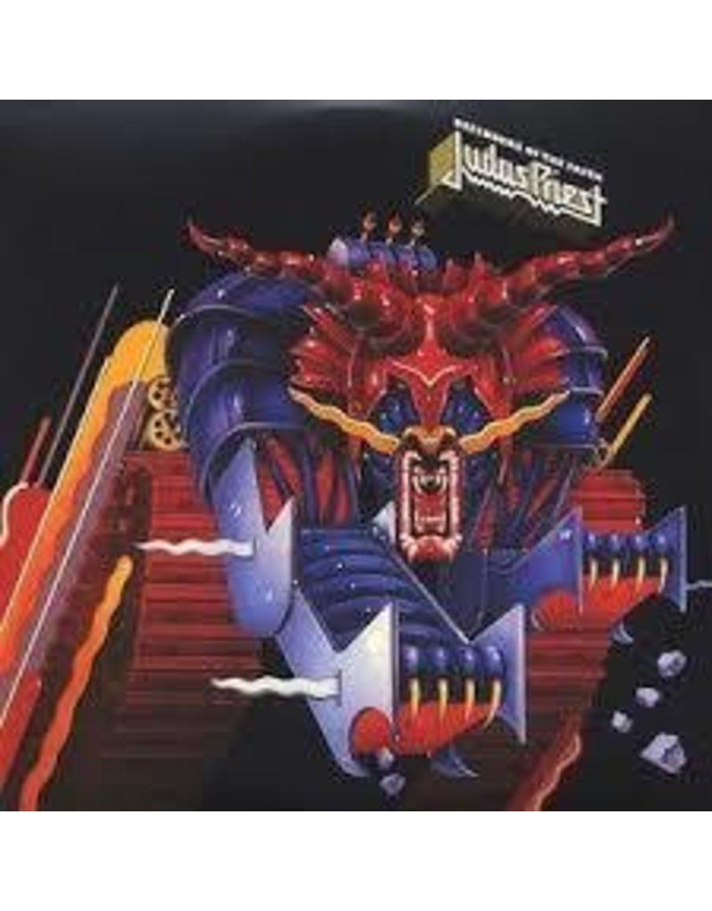 (LP) Judas Priest - Defenders Of The Faith (2LP/180g/blue vinyl) (DIS)