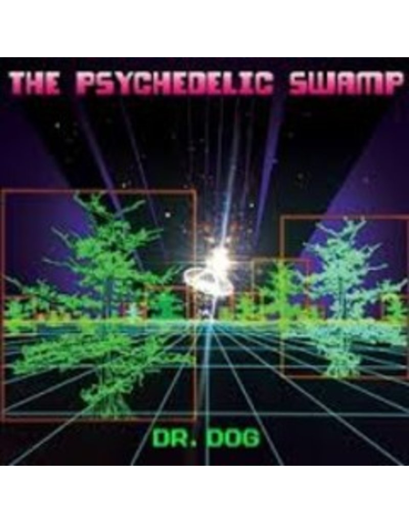 (LP) Dr. Dog - The Psychedelic Swamp