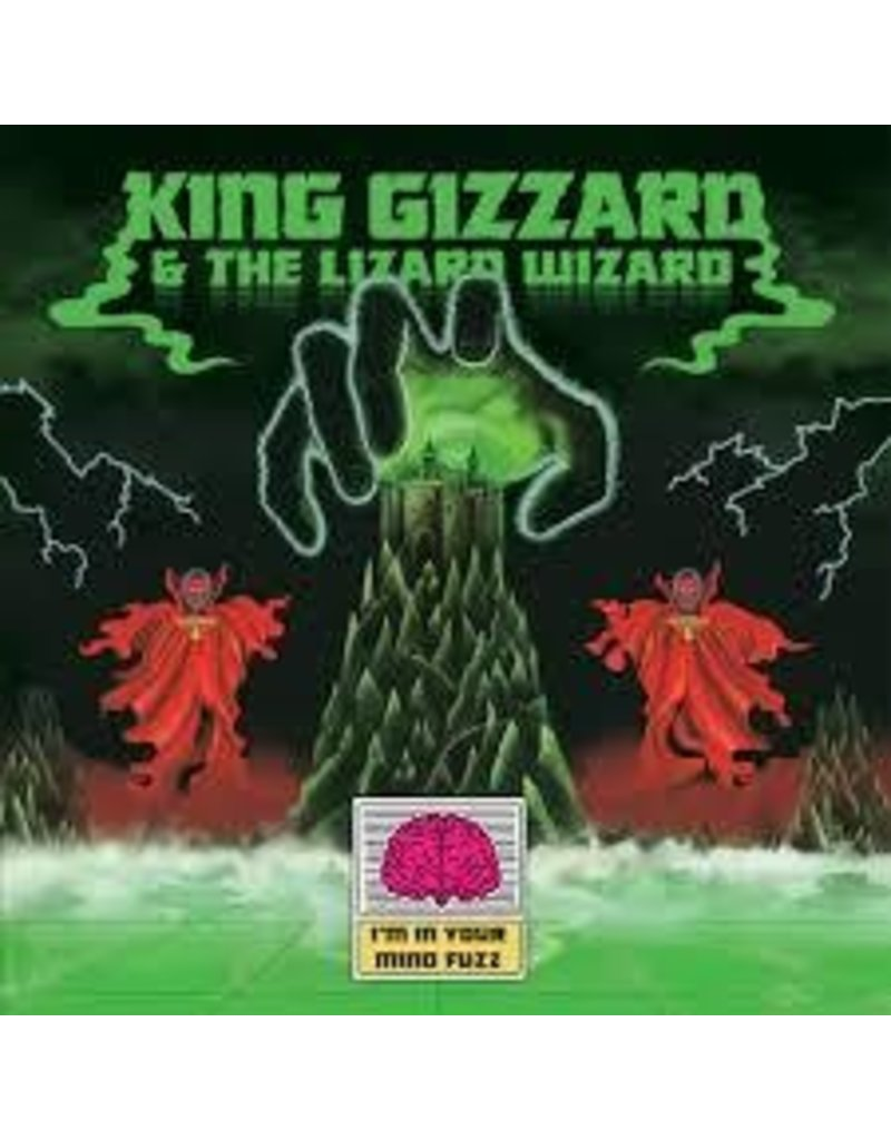 (LP) King Gizzard & the Lizard Wizard - I'm In Your Mind Fuzz