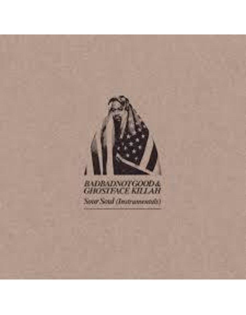 (LP) BadbadNotGood & Ghostface Killah - Sour Soul (instrumentals) (DIS)