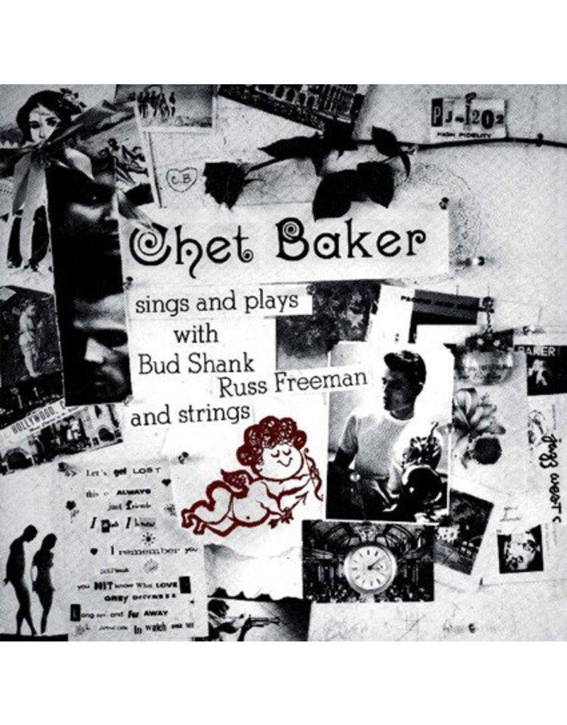 (LP) Baker, Chet - Sings & Plays (DIS)