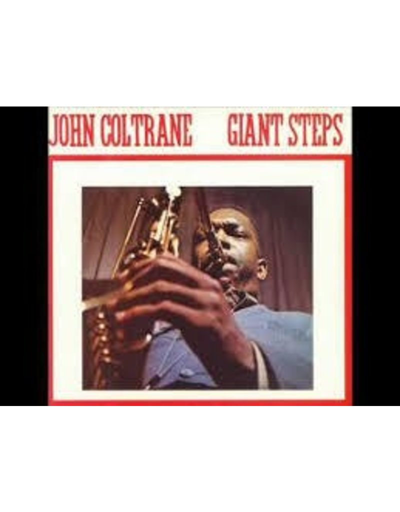 (LP) Coltrane, John - Giant Steps (DIS)