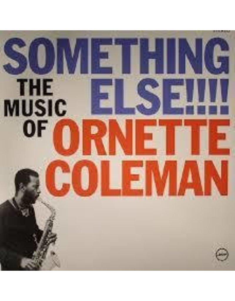 (LP) Coleman, Ornette - Something Else!!!! The Music Of Ornette Coleman (DIS)