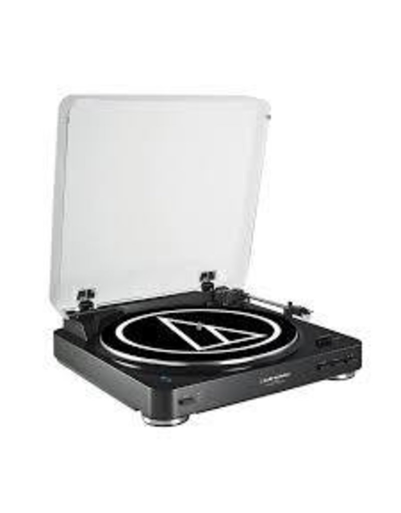 Audio Technica Bluetooth Turntable-Black ATLP60BKBT
