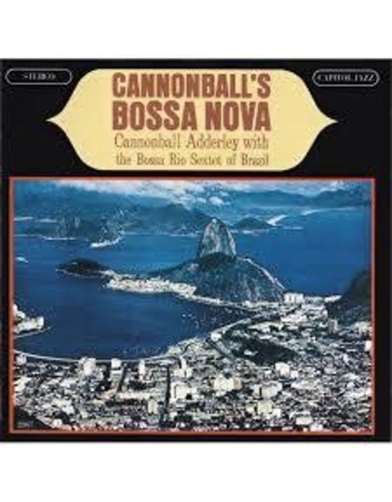 (LP) Adderley, Cannonball - Cannnonball's Bossa (180g HQ vinyl) (DIS)