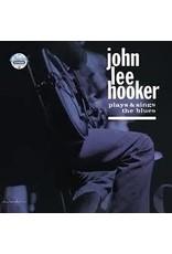 (LP) John Lee Hooker - Plays & Sings The Blues (180g HQ vinyl)