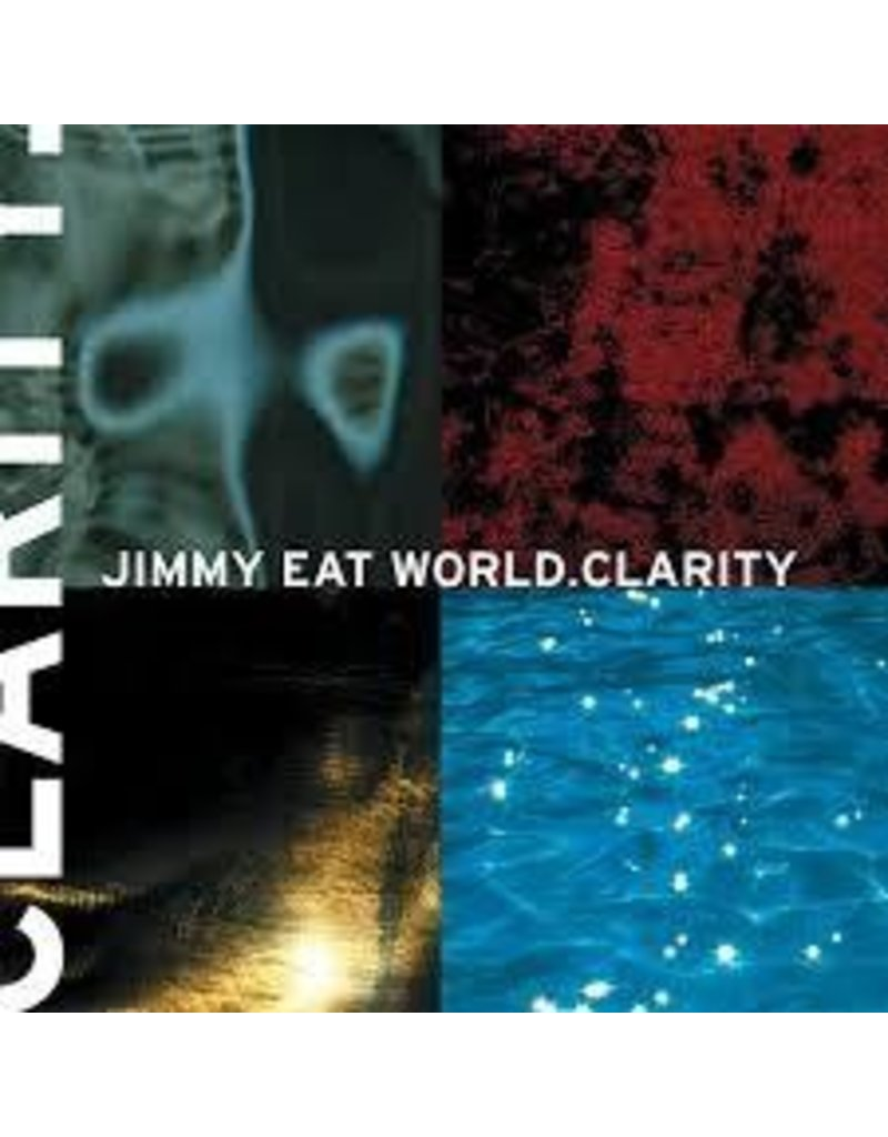 (LP) Jimmy Eat World - Clarity (2LP, Clear)