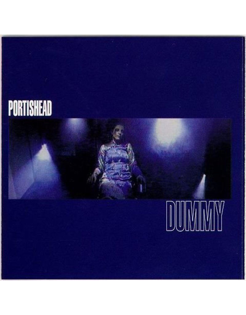 (LP) Portishead - Dummy (2017 EU Reissue)