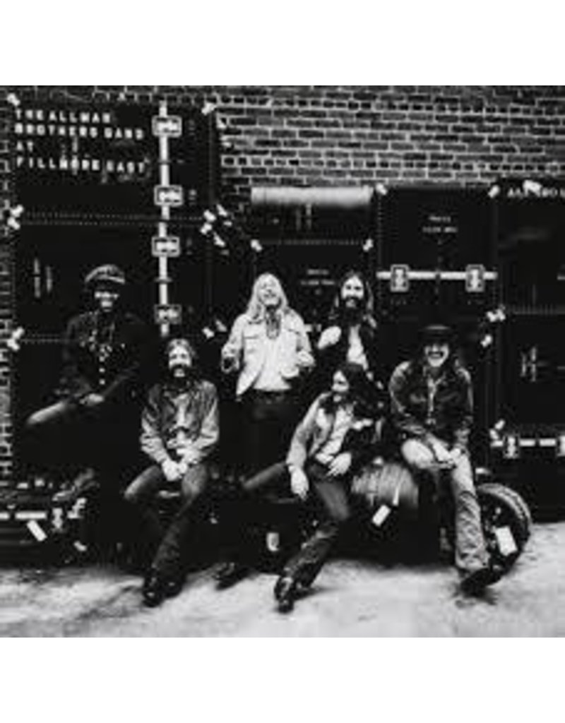 (LP) Allman Brothers - Live At The Fillmore East (FAB)