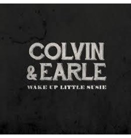 (LP) Shawn Colvin and Earle - Wake Up Little Susie (7) rsd16