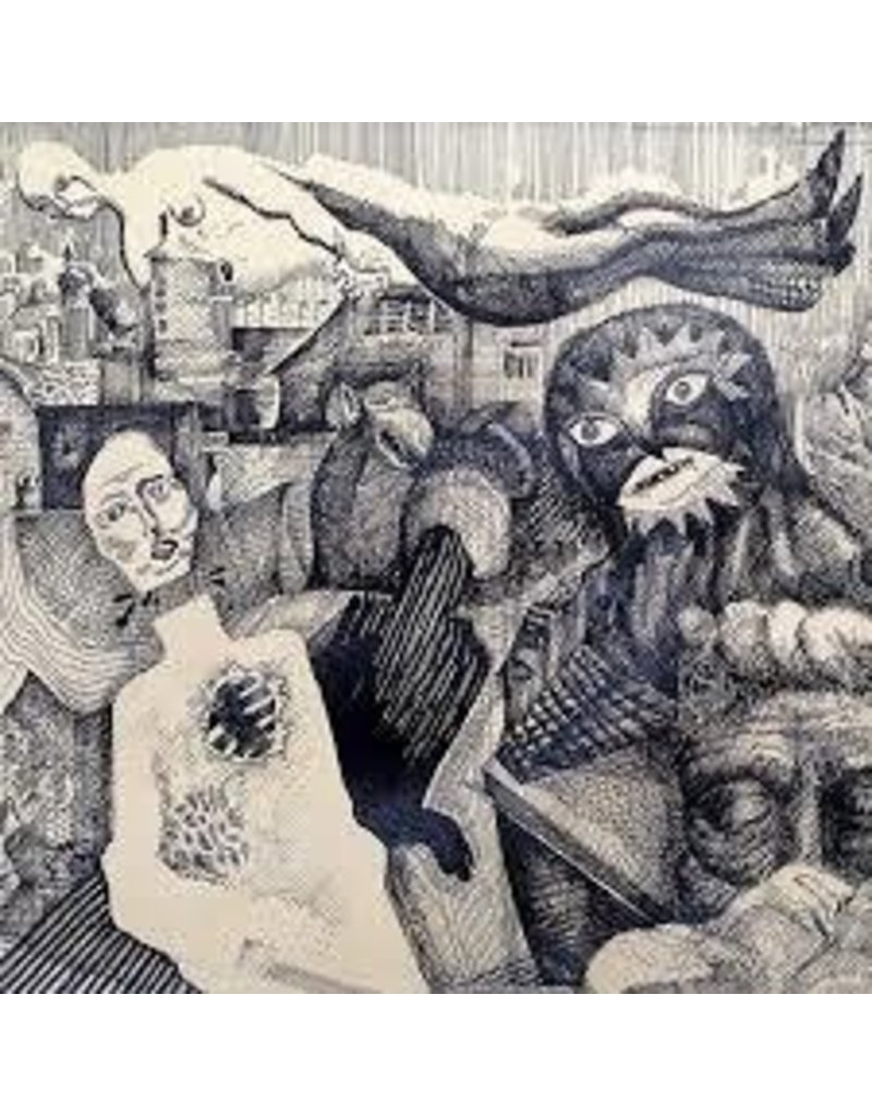 (LP) Mewithoutyou - Pale Horses (w/ download) (DIS)
