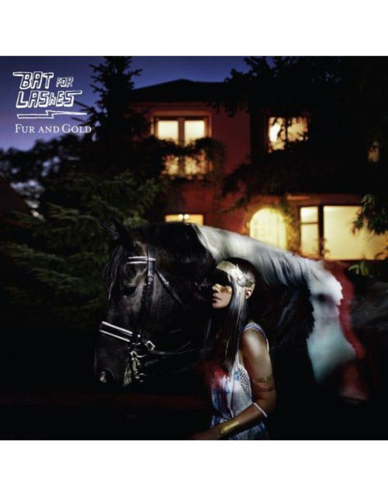 (LP) Bat For Lashes - Fur And Gold