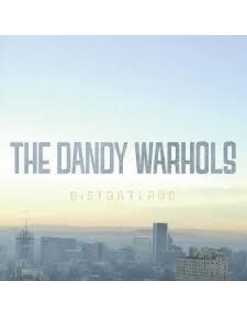 (LP) The Dandy Warhols - Distortland