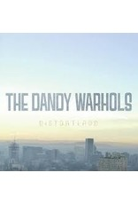 (CD) The Dandy Warhols - Distortland